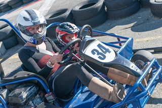 Two Seater Karts at Pro Karts